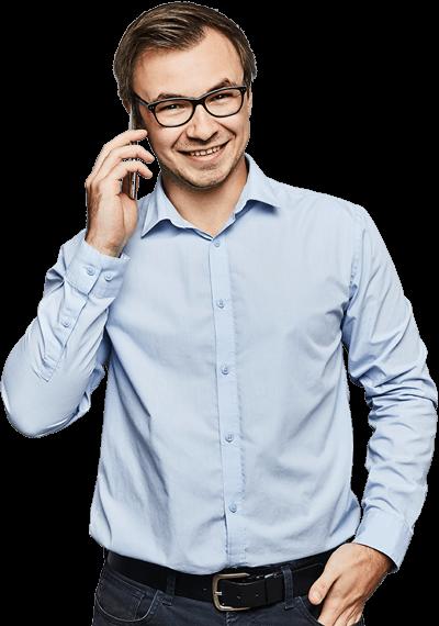 Kundensupport Sascha
